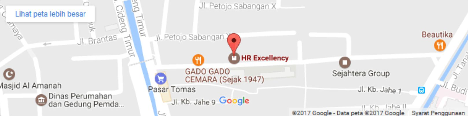 Location HR Excellency